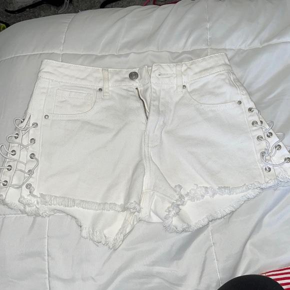 pacsun shorts!!
